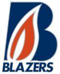 Kamloops Blazers Primary Logo